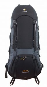 Рюкзак Deuter Aircontact 110+10 black-granite