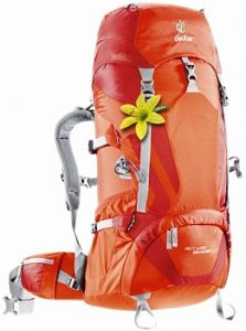 Рюкзак Deuter ACT lite 35+10 sl papaya-lava