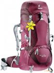 Рюкзак Deuter Act Lite 35+10 sl blackberry-aubergine