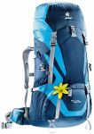 Рюкзак Deuter ACT Lite 60+10 SL midnight-turquoise
