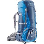Рюкзак Deuter Aircontact 65 + 10 midnight-ocean