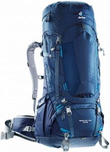 Рюкзак DEUTER Aircontact PRO 70+15 midnight-navy