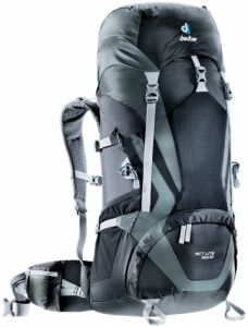 Рюкзак DEUTER ACT Lite 50+10 black-granite