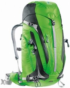 Рюкзак Deuter ACT Trail PRO 40 spring-anthracite